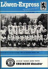 27.07.1983 TSV 1860 München - Hamburger SV, Löwen-Express