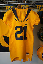 CALIFORNIA GOLDEN BEARS GAME ISSUE KEENAN ALLEN 2011-12 #21 HOME GOLD JERSEY!