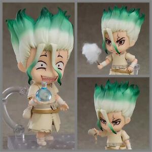 Anime NO.1262 Dr. STONE Senku Ishigami Auction PVC Figure Figurine Toy