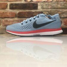 Nike Air Zoom Pegasus 34 Breaking 2 Ice Blue Fox Men Running Shoes 880555-404 UK 8