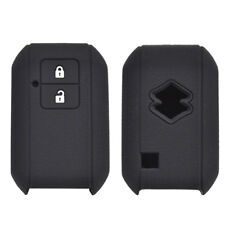 2 Button Silicone Car Key Cover Case For 2017- Suzuki Swift Remote Fob Protector