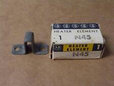 A-B ALLEN BRADLEY N45 Overload Heater Element **Lot of 4**