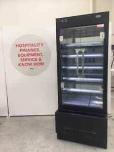 DC800 Nuline Upright Donut Cabinet (12281)