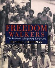 Freedman Russell-Freedom Walkers  HBOOK NEW