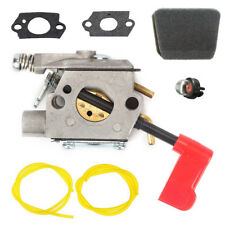Carburetor Kit for Walbro WT-628 WT-628-1 Craftsman Poulan 32cc Gas Trimmer