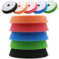 5pcs/set 6 Inch Buffing Waxing Polishing Sponge Pads Kit For Car Polisher Buffer