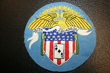 SUPERB 787TH BOMB SQUADRON 466th GROUP 8TH AAF  AIR FORCE A2 JACKET PATCH