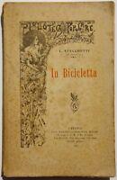 Lorenzo Stecchetti In bicicletta Giannotta Catania 1901 Ia edizione