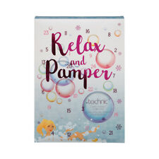 Technic Relax and Pamper Toiletry Advent Calendar Gift Set for Her Mum Girls