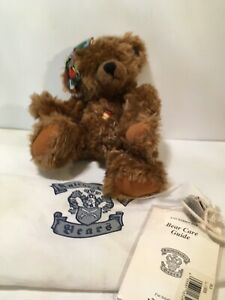 """Knickerbocker Bear Co New Generation Collection Gala 15"""" with Bag Papers"""
