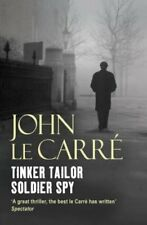 Tinker Tailor Soldier Spy,John Le Carré