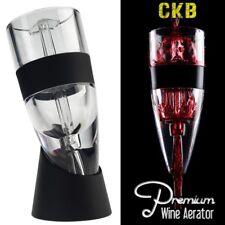 Premium breveté aérateur vin rouge oxygénateur aération goût Enhancer airator UK