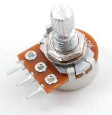 potentiometer 10K LINEAR SINGLE-TURN 10KOHM B10K trimmer potentiometer 15mm