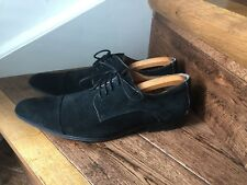 A Fabulous Pair of 'Aldo' Suede Mens Shoes.