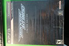 Tekken Hybrid -- Limited Edition (Sony PlayStation 3, 2011) SEALED