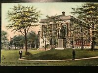 Vintage Postcard>1907-1915>New College Hall>Fordham University>New York