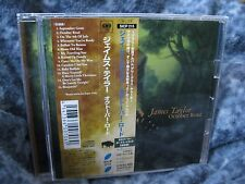 """JAMES TAYLOR """"OCTOBER ROAD"""" JAPANESE IMPORT CD WITH OBI"""