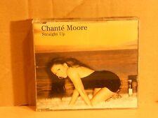 CHANTE' MOORE - STRAIGHT UP cd slim case PROMOZIONALE 2000