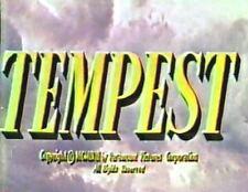 Tempest Dvd 1958 Silvana Mangano,Van Heflin  region free DVD