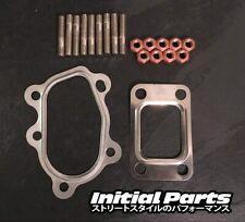 Fitting Kit For Garrett T25 T28 Turbo M8 Studs Copper Nuts Steel Gaskets GT28