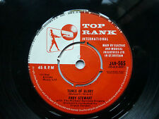 ANDY STEWART The Battle's O'er / Tunes Of Glory. 1961 Vinyl Single