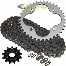 O-Ring Drive Chain & Sprockets Kit Fits HONDA TRX450R TRX450ER 2006-2014