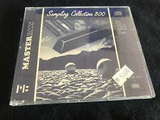 Masterbits Sampling Collection 800 Sampling CD  Synthesizer Percussion