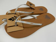 Reef Womens Bliss Nights Silver Size 9