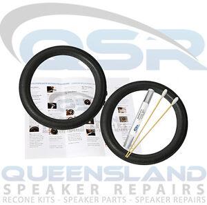"""8"""" Foam Surround Kit to suit Boston Acoustics Speakers HD8 HD9 (FS 180-155)"""