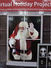 Mr. Christmas Virtual Holiday Projector Kit Worldwide Shipping