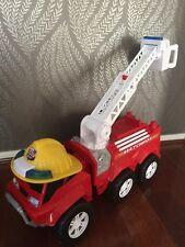 Kids Large Fire Truck