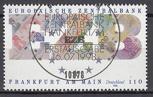 BRD 1998 Mi. Nr. 2000 gestempelt BERLIN Sonderstempel , mit Gummi (17613)