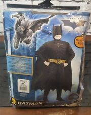 Batman Dark Knight Child Costume by Rubies  Size Small (4-6) Muscle Chest