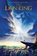 Lion King Movie Poster #01 24x36""
