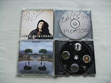 BRUCE DICKINSON - 2 CD`s: Balls To Picasso, Skunkworks