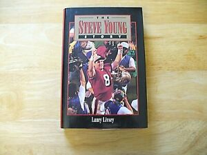 """Book - """"The Steve Young Story"""" - 1996 - Hardcover - NEW"""