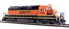 Broadway Limited 6778 HO BNSF H3 Swoosh EMD SD40-2 Diesel Locomotive #1680