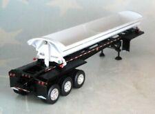 DCP White Tri-axle Smithco Side Dump Trailer 1/64 34216