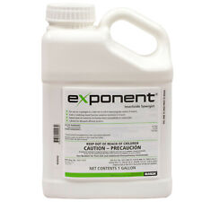 Exponent Insecticide Synergist 1 Gal Increases The Speed & Kill of Insecticides