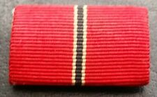 ✚7060✚ German army Wehrmacht WW2 ribbon bar Eastern Front Medal Ostmedaille