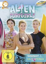 ALIEN SURFGIRLS - ALIEN SURFGIRLS-STAFFEL 1 4 DVD NEU