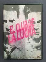 DVD EL CLUB DE LA LUCHA Edward Norton Brad Pitt Helena Bonham DAVID FINCHER