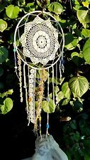 DREAM THE DAYS AWAY: Cotton & Glass Dream-catcher from Margaret River