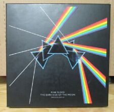 PINK FLOYD DARK SIDE OF THE MOON IMMERSION BOX SET CD 2011 PROG PSYCH COLLECTO