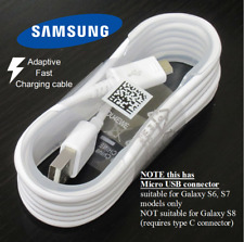 Genuine Samsung  Extra long 1.5 metre Micro USB Fast Charge cable