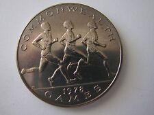 1978 Games  Samoa Commonwealth $1 Commemorative Coin