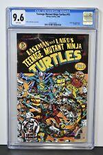 Teenage Mutant Ninja Turtles #15 (1988) CGC Graded 9.6 ~ Peter Laird Story & Art