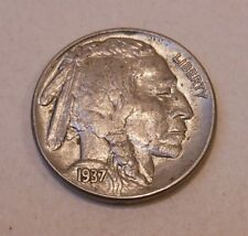 Buffalo Nickel 1937 MS