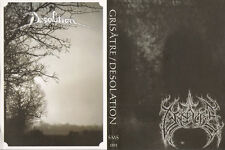 Grisatre / Desolation - Split, A5-CD ltd.1000,DEPRESSIV