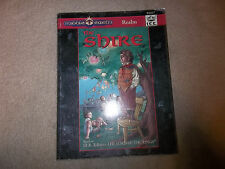 MERP Rolemaster The Shire no map